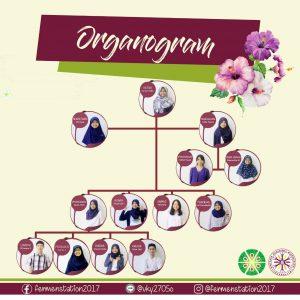 Organigram FERMENSTATION 2017