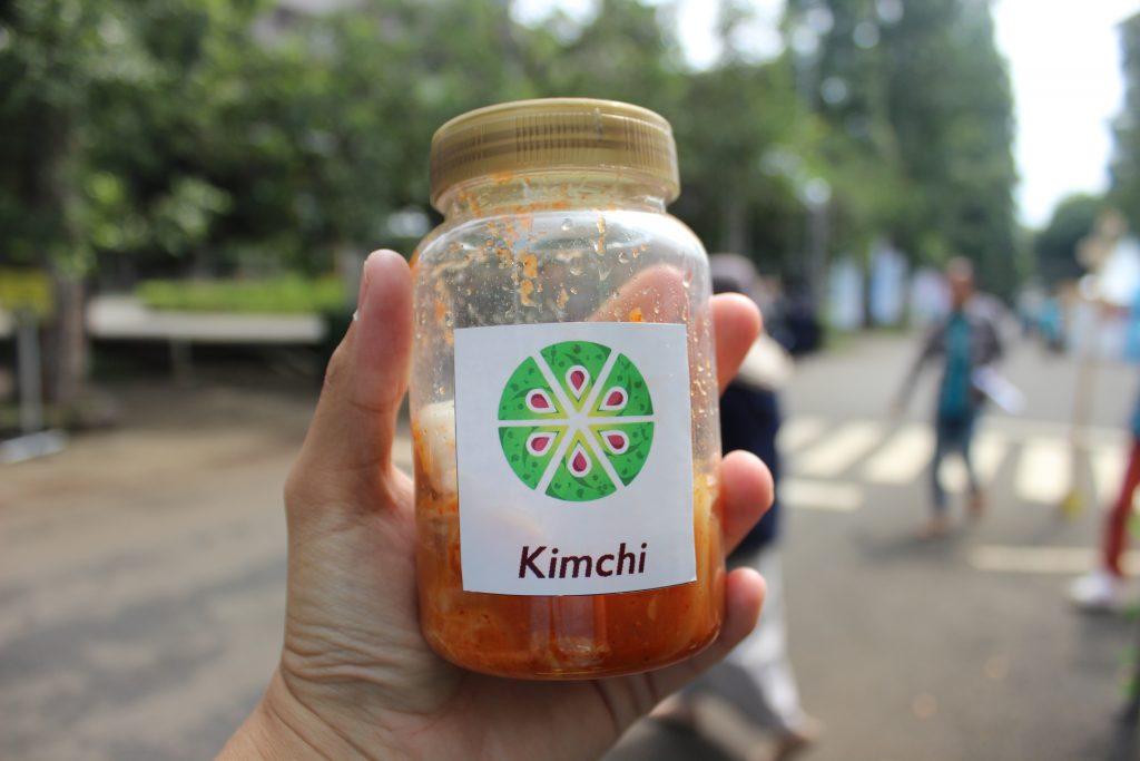 Foto Fermen 1 - Kimchi