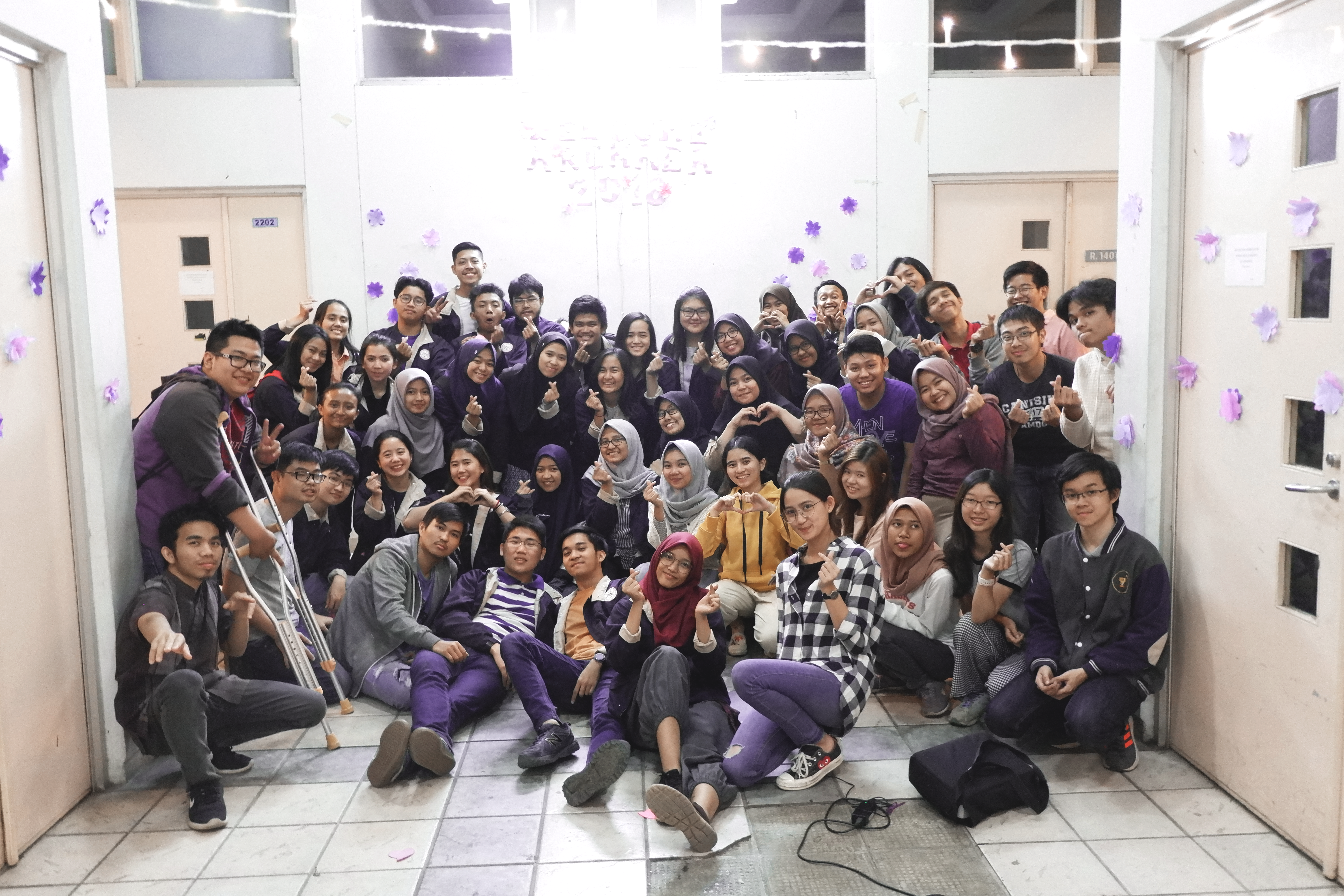 Welcoming Party 2019